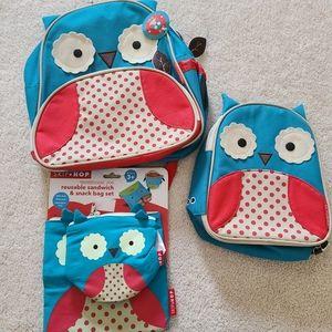 Skiphop school kit for sale